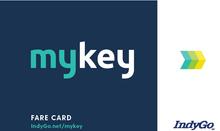 MyKey Fare Card