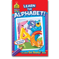 Learn the Alphabet! A Little Get Ready! Book