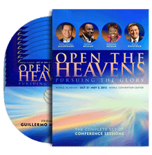 Open the Heavens FALL 2013 CD Set