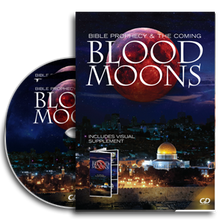 Bible Prophecy and the Coming Blood Moons CDs