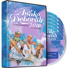 Awake Deborah 2016 DVD Set