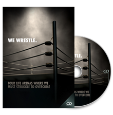 We Wrestle CD