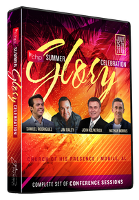 Summer Glory Celebration 2019 CDs