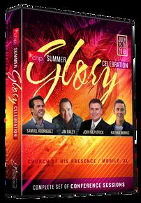 Summer Glory Celebration 2019 DVDs