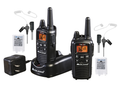 TASO APPROVED! Midland Radios LXT600 w/ Transparent Security Headsets