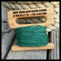 New England Hand Lines - Hand line with Easy Hold Handle 200 feet of line.   Catch flounder, crabs, cod or mackerel fishing - Great to use in a kayak