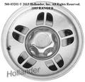 95-99 Ford Ranger 15 Inch Wheel