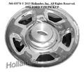 04-08 Ford F-150 17 Inch Steel Chromed Wheels
