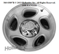 98-05 Ford Explorer 98-06 Ranger 98-01 Mountaineer 16 Inch Wheel