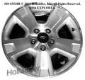 02-05 Ford Explorer 17 Inch Wheels