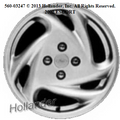 98-02 Ford Escort 15 Inch Wheel