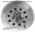 88-92 Ford Ranger 14 Inch Wheels