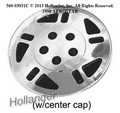 88-91 Ford Aerostar 14 Inch Wheels