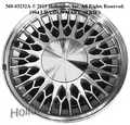 93-98 Lincoln Mark Series 16 Inch Wheels