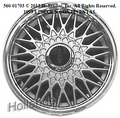 90-97 Lincoln Continental 15 Inch Wheels