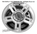 02-05 Ford Explorer 16 Inch Wheels