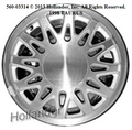 98 Taurus/Sable 15 Inch Wheel Y Spoke Design