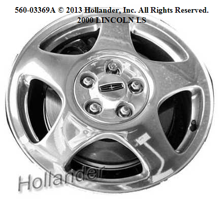 00 02 Lincoln Ls 16 Inch Wheels Dave S Auto Wrecking