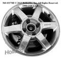 1999 Mercury Cougar 16 Inch Wheels