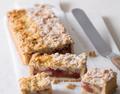 Opera Patisserie Apple Cranberry Crumble Rectangular Tart