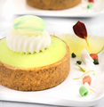 Opera Patisserie Key Lime Tart