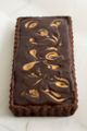 "Boston Gourmet Chefs 10"" Chocolate Rectangle Tart Shell"