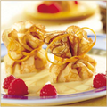 Le Monde des Crepes Apple Suzette Aumoniere