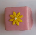 Dragonfly Spring Teacake - Raspberry