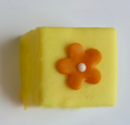 Dragonfly Spring Teacake - Lemon