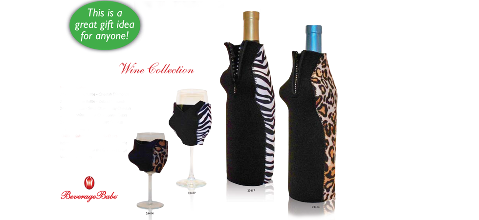Wonderful Wines Deserve Wonderful Style!