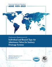 ASSE Standard #1051-2021 (Download)