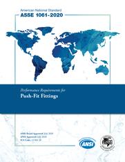 ASSE Standard #1061-2020 (Download)
