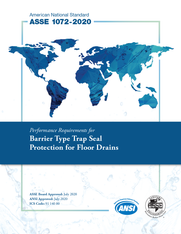 ASSE Standard #1072-2020 (Download)