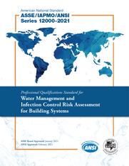 ASSE/IAPMO/ANSI Series 12000-2021 (Download)