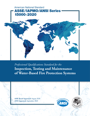 ASSE/IAPMO/ANSI Series 15000-2020 (Download)