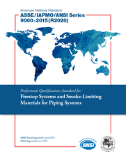 ASSE/IAPMO/ANSI Series 9000-2015(R2020) (Download)