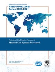 ASSE/IAPMO/ANSI Series 6000-2021