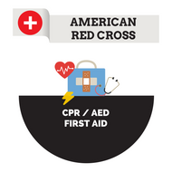 American Red Cross - First Aid, CPR, AED Training and Oxygen Certification