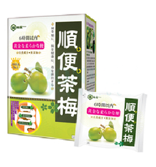 Umeya Cha Plum - Detox Natural Fruit & Fiber (12 Sachets)