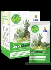 SuperGreen pH Travel Sachets 12pc
