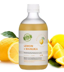 Bio-E Lemon Manuka Juice 500ml