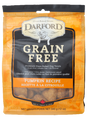 Darford Pumpkin Grain Free Baked Treats - 12 Oz.
