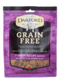 Darford Turkey MINIS Grain Free Baked Treats - 12 Oz.