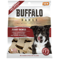 Buffalo Range Jerky Bones Smoked 6 Ct. / 8.25 oz.