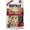 Buffalo Range Jerky Braids Smoked 5 Ct. / 4.6 oz.