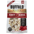 Buffalo Range Jerky Mini Bones Smoked 10 Ct. / 4.85 oz.