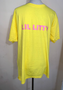 Yellow 100% Cotton Tee with Pink Letters  This is the design of Lil Litty aka Lil Juice (IG) a 16 year old rapper and CEO of the Lemonade Millionaires a branded drink and merch company  https://soundcloud.com/lil-litty-107987416 (listen to his music)  https://www.instagram.com/lillittyakaliljuice/