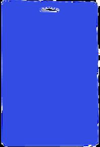 PRO PACK Standard Blister Cards D-BLUE