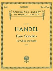 Handel Sonata I, II, III, IV
