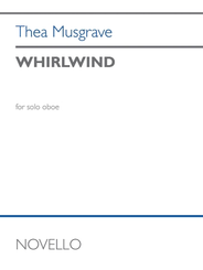 Whirlwind for Solo Oboe